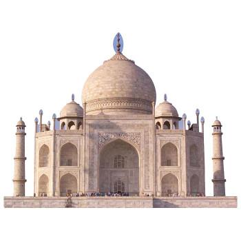 Taj Mahal Cardboard Cutout - $0.00