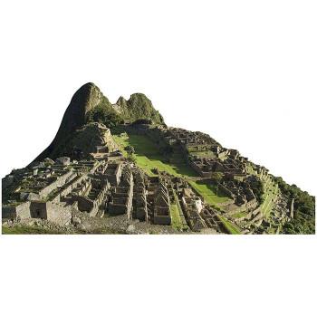 Inca Machu Picchu Cardboard Cutout - $0.00