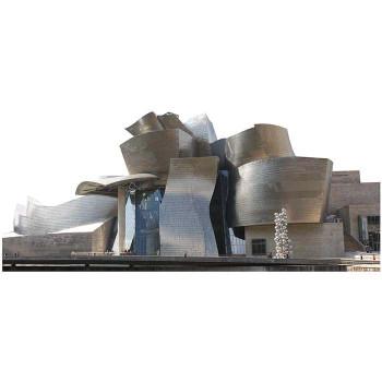 Guggenheim Museum Cardboard Cutout - $0.00