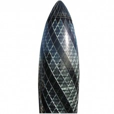 30 St Mary Axe Cardboard Cutout