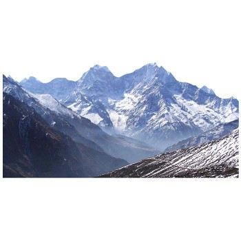 Gokyo Valley Cardboard Cutout - $0.00