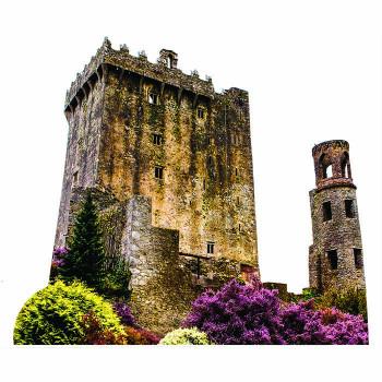 Blarney Castle Cardboard Cutout - $0.00