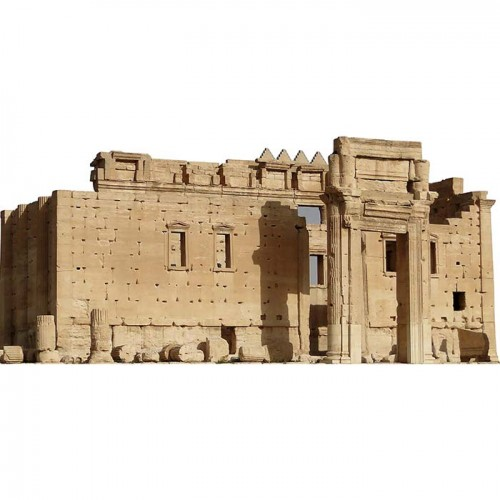 Temple of Bel Cardboard Cutout