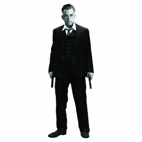 John Dillinger Cardboard Cutout