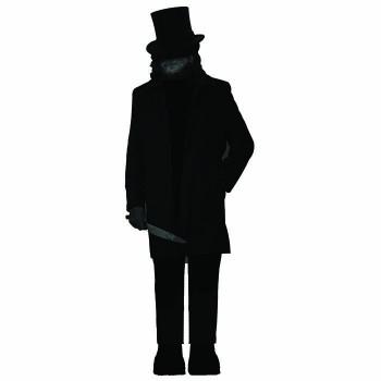 Jack the Ripper Cardboard Cutout