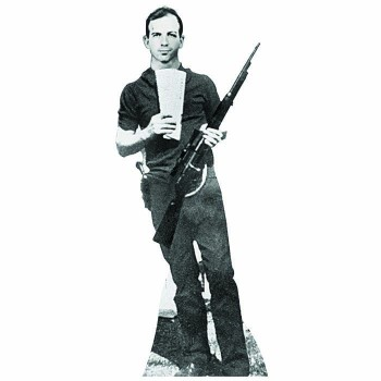 Lee Harvey Oswald Cardboard Cutout - $0.00