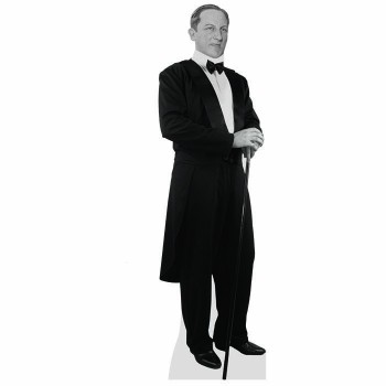 Arnold The Brain Rothstein Cardboard Cutout