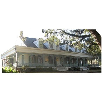 Myrtles Plantation Haunted Cardboard Cutout - $0.00