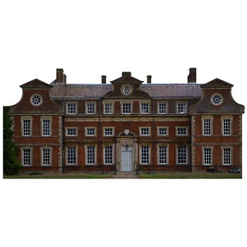 Raynham Hall Haunted Cardboard Cutout - $0.00