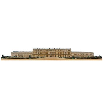 Chateau de Versailles Haunted Castle Cardboard Cutout - $0.00