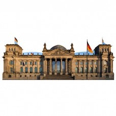 Reichstag Building Haunted