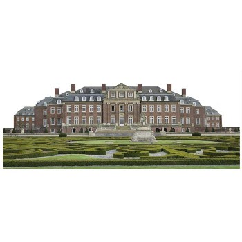 Schloss Nordkirchen Haunted Cardboard Cutout - $0.00