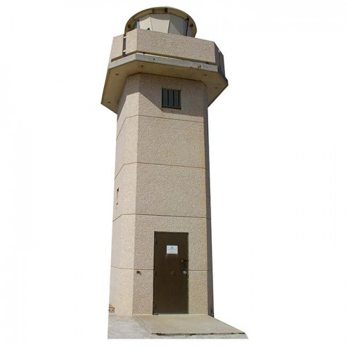 Cape Spender Lighthouse Cardboard Cutout