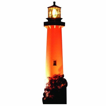 Navesink Lighthouse Cardboard Cutout - $0.00