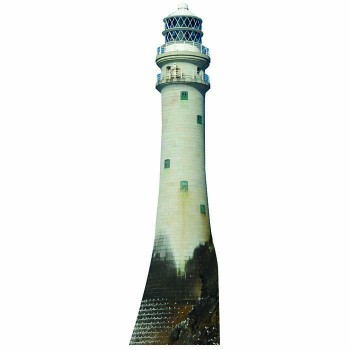 Fastnet Rock Lighthouse Cardboard Cutout - $0.00