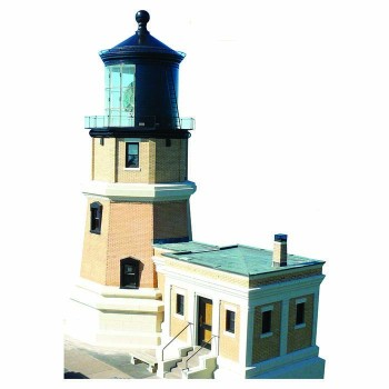 Split Rock Lighthouse Cardboard Cutout - $0.00