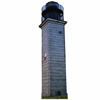 Beavertail Lighthouse Cardboard Cutout - $0.00