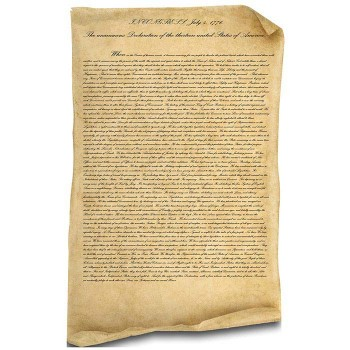 Declaration of Independence Cardboard Cutout - $0.00