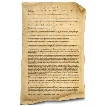 Articles of Confederation Cardboard Cutout - $0.00