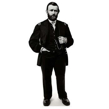 Ulysses Grant Cardboard Cutout - $0.00