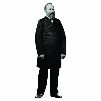 James A. Garfield Cardboard Cutout - $0.00