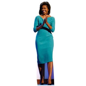 Michelle Obama Cardboard Cutout - $0.00