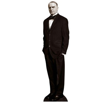 William McKinley Cardboard Cutout - $0.00