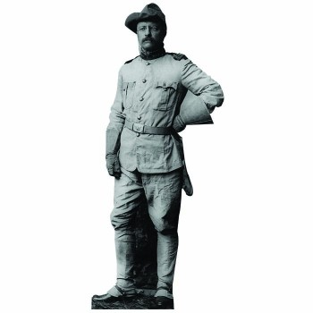 Theodore Roosevelt 2 Cardboard Cutout - $0.00