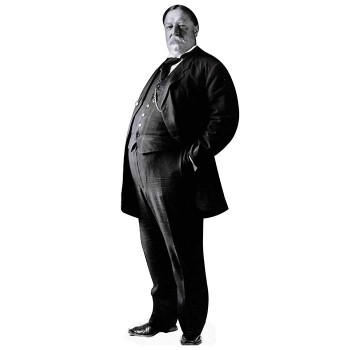 William Howard Taft Cardboard Cutout - $0.00