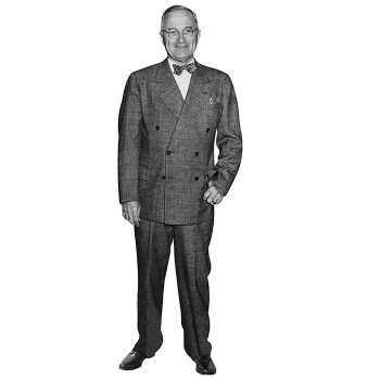 Harry Truman Cardboard Cutout - $0.00