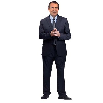 Richard Nixon Cardboard Cutout - $0.00