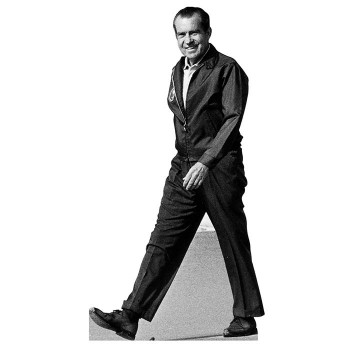 Richard Nixon Beach Cardboard Cutout - $0.00