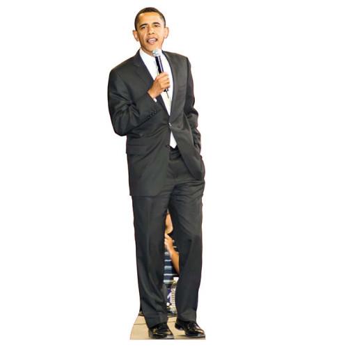 Barack Obama Cardboard Cutout