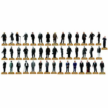Presidents Group 0 Pedestal Cardboard Cutout - $0.00