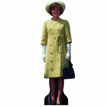 First Lady Jackie Kennedy Cardboard Cutout - $0.00