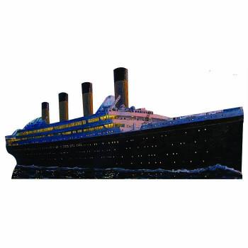 HMHS Britannic Cardboard Cutout - $0.00