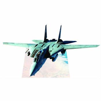 F14 Tomcat Cardboard Cutout - $0.00