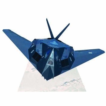F117 Nighthawk Cardboard Cutout - $0.00