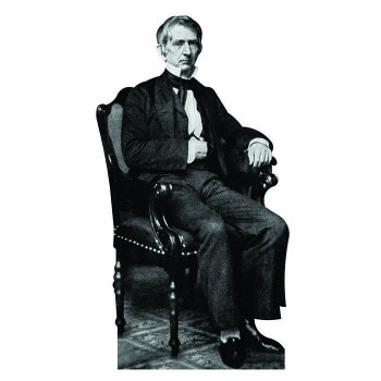 William Seward Cardboard Cutout - $0.00