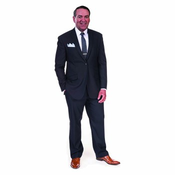 Mike Huckabee Cardboard Cutout
