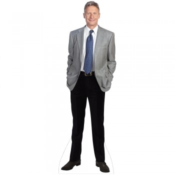Gary Johnson Cardboard Cutout - $0.00