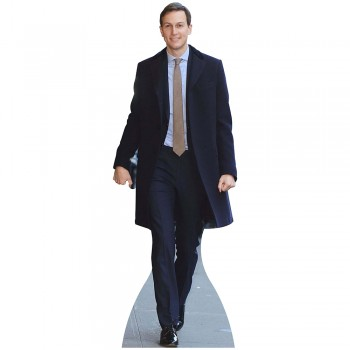 Jared Kushner Cardboard Cutout - $0.00