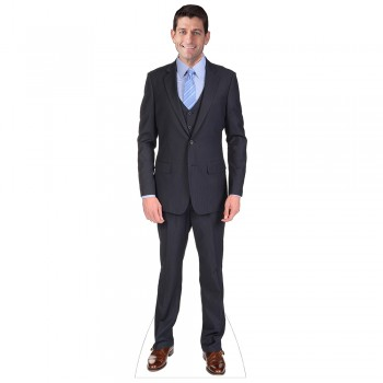 Paul Ryan Cardboard Cutout - $0.00