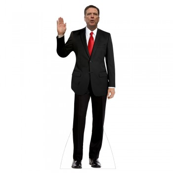 James Comey Cardboard Cutout - $0.00