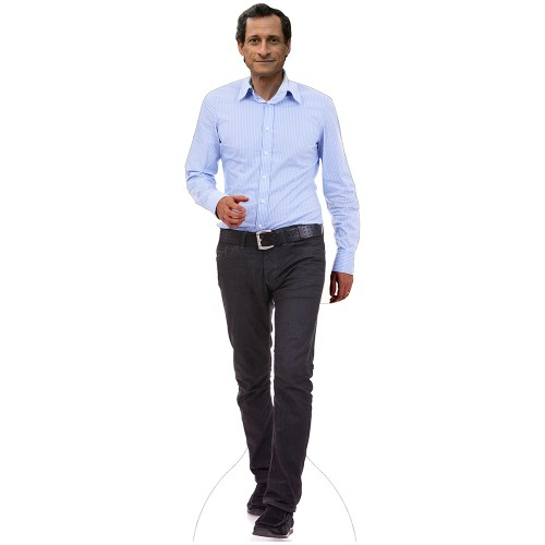 Anthony Weiner Cardboard Cutout