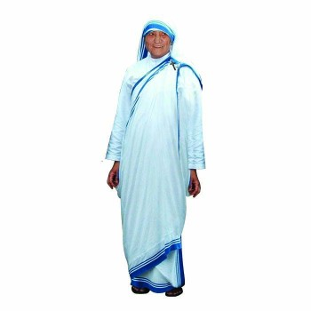 Mother Teresa Cardboard Cutout - $0.00