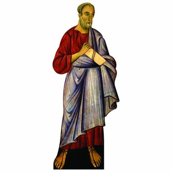 John the Apostle Cardboard Cutout - $0.00