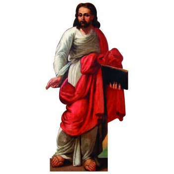 Mark the Evangelist Cardboard Cutout - $0.00