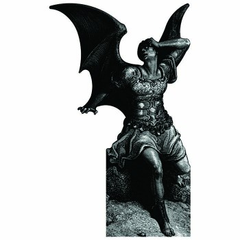 Satan the Fallen Angel Cardboard Cutout - $0.00