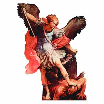 Archangel Michael Cardboard Cutout - $0.00